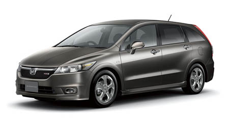 New Honda Stream