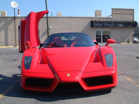 The Incredible Ferrari Enzo Targa And All Info About Auto Makers