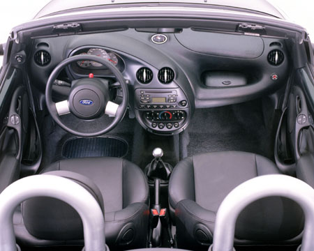 Interior - Ford Ka Sublime