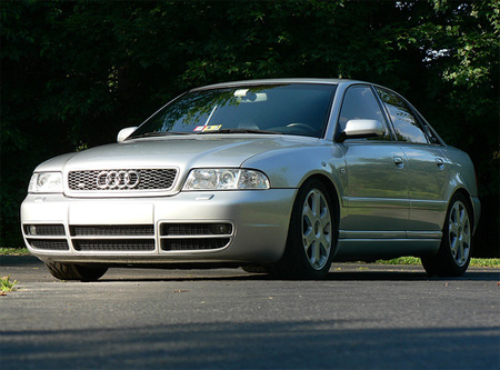 audi s4 b5 black. (B5) of the Audi S4 was a