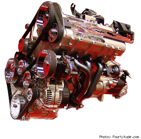 Should Audi develop a crate engine? and all info about auto makers