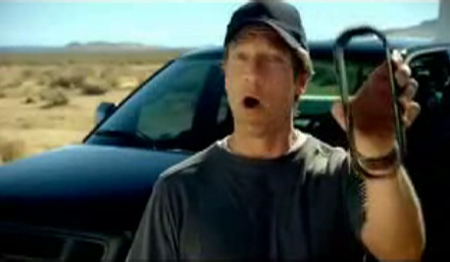 Jalopnik Got Their Mitts On These Newly Minted Ford Truck Spots With Mike Rowe For Those Of You Who Ve Been Living Under A Rock The Last Year