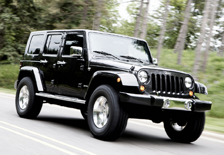 2007 Jeep Wrangler Sahara 4-Door by Auto Exposure Canada