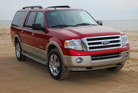 click above image to view more pics of the 2007 Ford Expedition EL