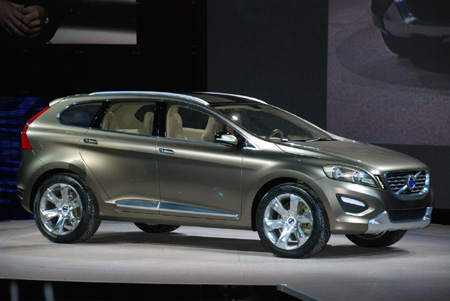 Volvo XC60 first in line for production