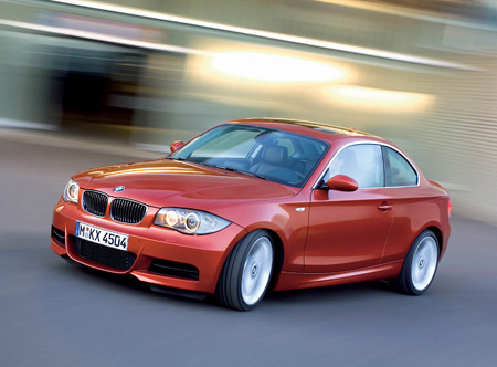 BMW 1-Series coupe Euro-pricing slips, foretells U.S. MSRP?