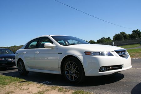 2008 Acura Type on Driving Impression  2008 Acura Tl Type S Six Speed And All Info About
