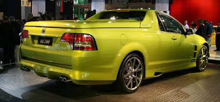 """Toyota Plants In Usa >> Sydney 2007: Holden HSV Maloo R8 a """"coupe with a damn big ..."""
