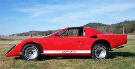 Auto Racing  Demographics on Of The Day  Coyote From Hardcastle   Mccormick And All Info About Auto
