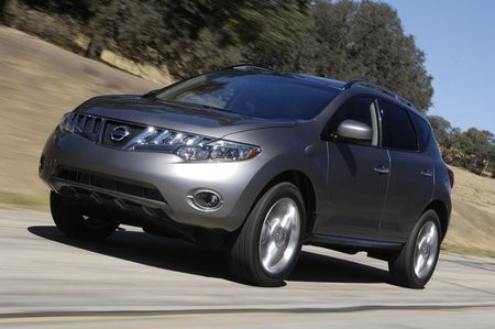 2009 Nissan Murano earns IIHS Top Safety Pick rating