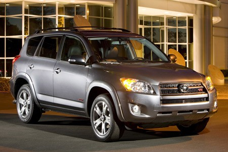 2009 Toyota Rav4 Eu Version. Toyota has revealed the 2009