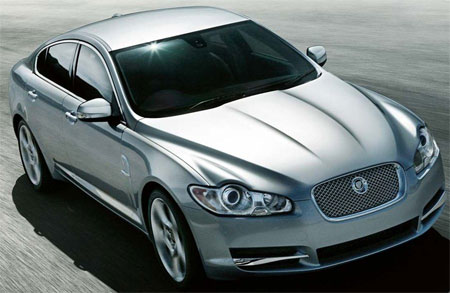 Luxury Jaguar XFS Magazine Pictures
