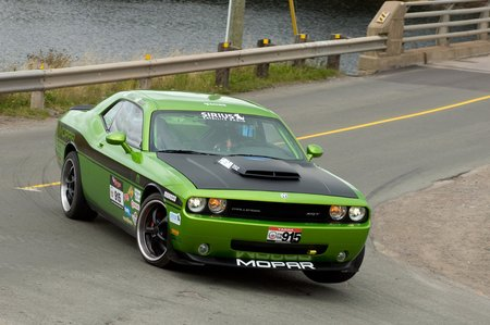 SEMA Preview: Dodge Mopar Challenger Targa and Blacktop