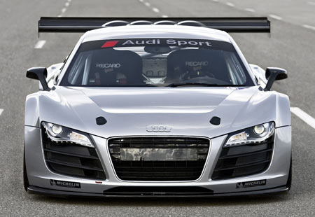 Audi R8 GT3 will have coming out party in Essen