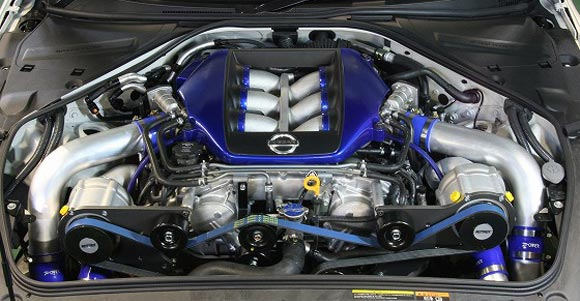 Power Enterprises Developing Nissan Gt R Twin Charger