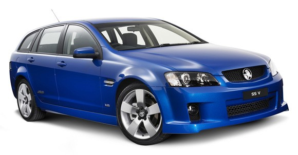 2011 Holden Ve Ii Commodore Sportwagon Ssv. Holden Commodore once again