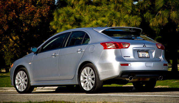 2010 Mitsubishi Lancer Sportback cOLLECTION GALLERY