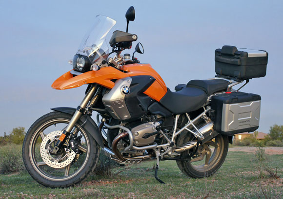 2009 BMW R1200GS Special Edition Touring