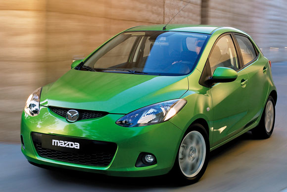 Mazda2 - Click above for high-res image gallery