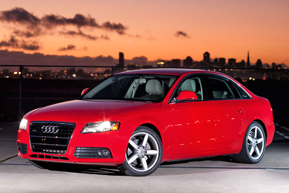 2009 Audi A4 3.2 Quattro - Click above for high-res image gallery
