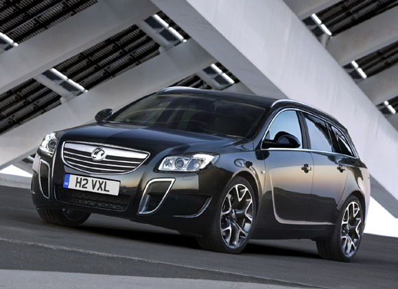 Click above for a hi-res gallery of the Vauxhall Insignia VXR Sports Tourer