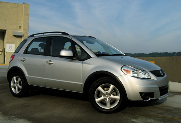 Car New models  2010 Suzuki SX4 History