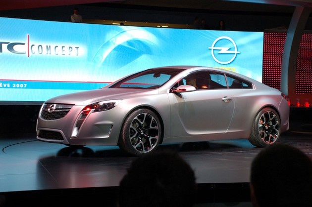 Report An Opel Calibra This Way Comes Inspired By The Gtc Concept