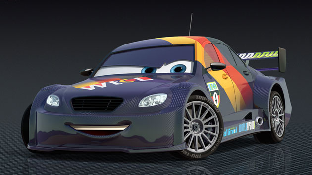 Racers from Germany and France announced for Pixar\'s <i>CARS 2</i ...