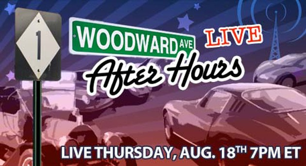 autoline live from woodward