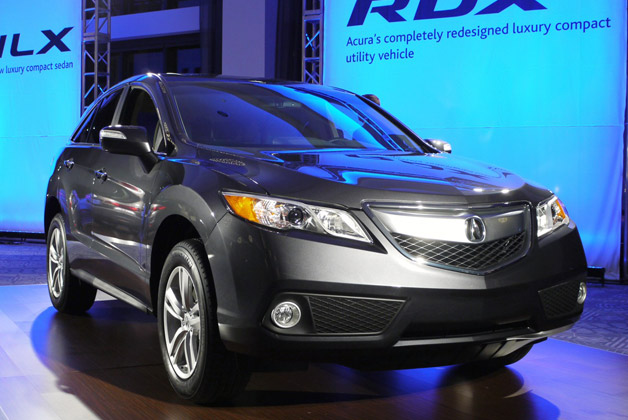 2013 <a href='http://carsellers.ru/companies/brand/acura/'>Acura</a> RDX