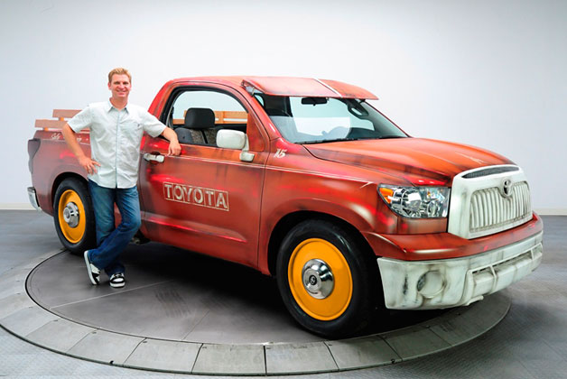 Toyota Truck Contest Autos Post