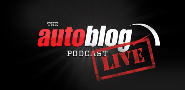 Autoblog Podcast logo
