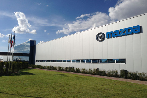 Mazda de Mexico Vehicle Operations