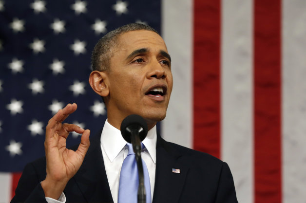 State of Union speech President Obama