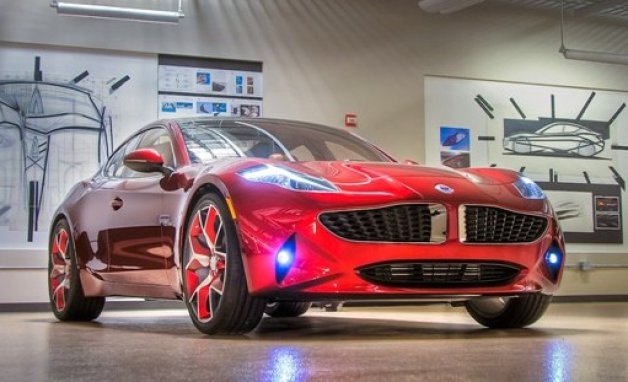 fisker atlantic studio