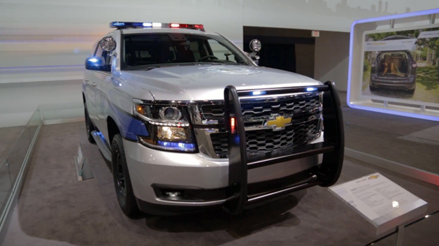 2015 Chevy Tahoe PPV