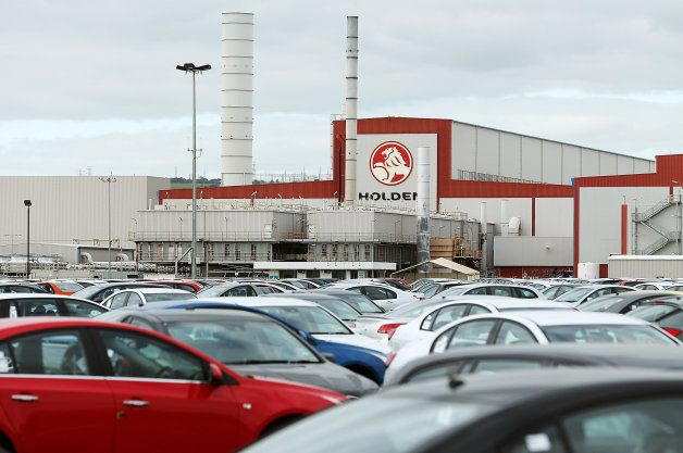 Holden Struggles As Hundreds Accept Redundancies