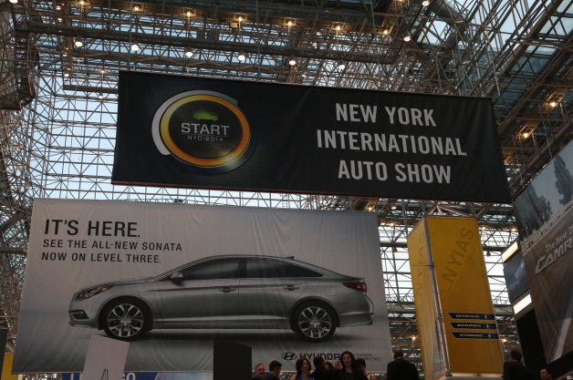 2014 New York Auto Show - East Side House Gala Preview