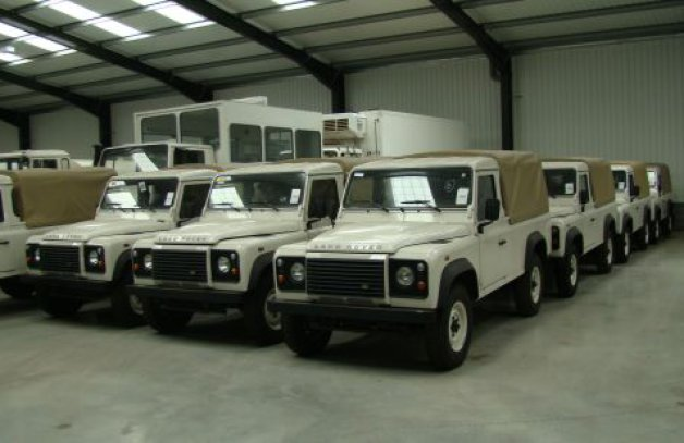 Land Rover Defender 110s for sale