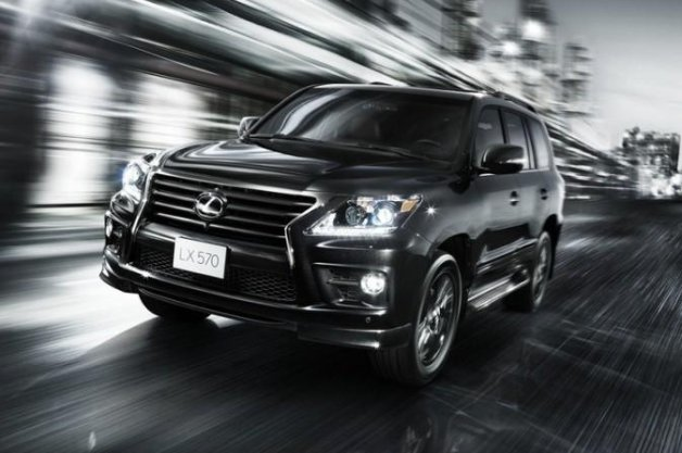 Lexus LX570 Supercharger