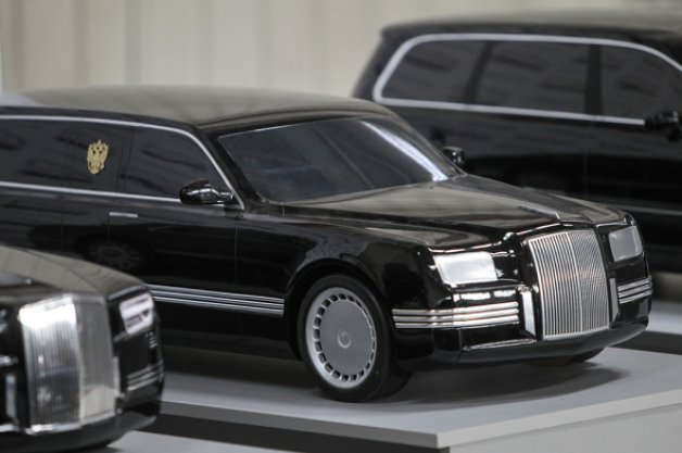2016 Russian Limo
