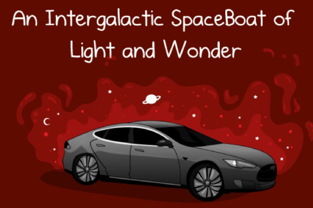 The Oatmeal's Tesla Model S
