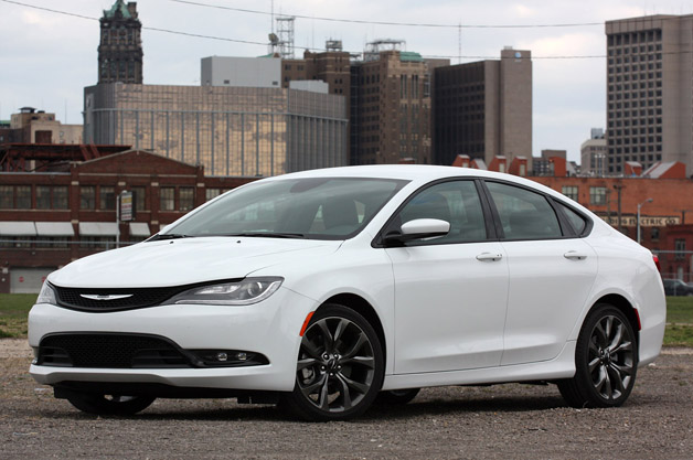 2015 Chrysler 200S AWD