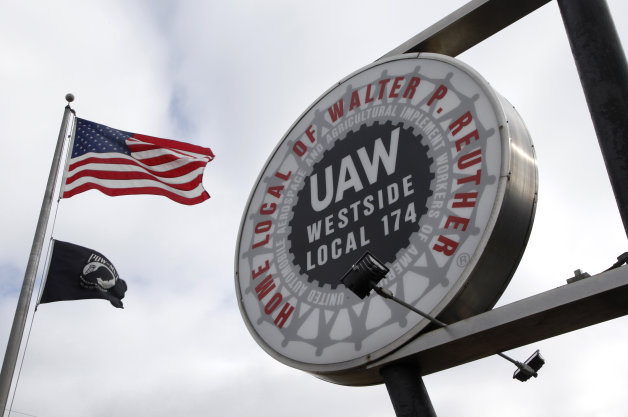 UAW Dues Increase