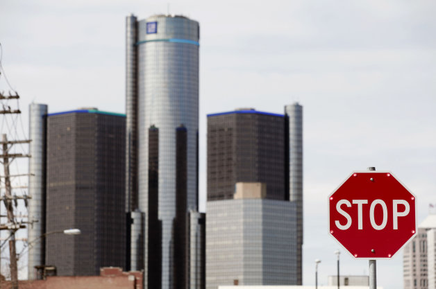Massive Ignition Switch Recall Weighs Heavy On GM's Profits