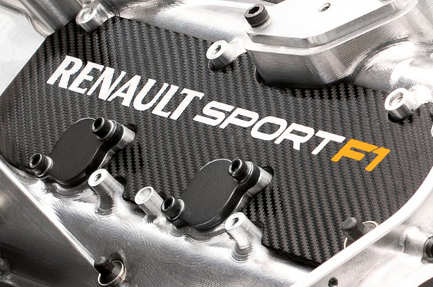 Renault Sport F1 2014 Power Unit