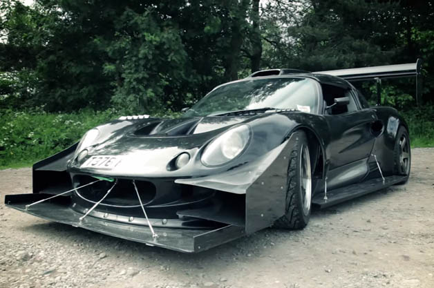 Lotus Elise Time Attack