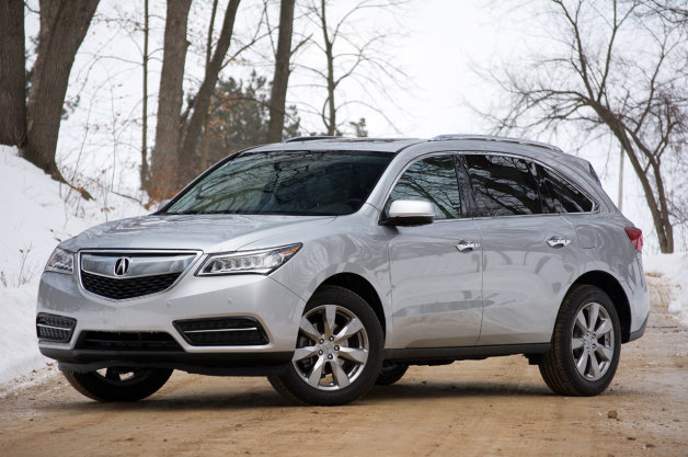 2014 <a href='http://carsellers.ru/companies/brand/acura/'>Acura</a> MDX