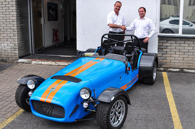 The last Caterham R500