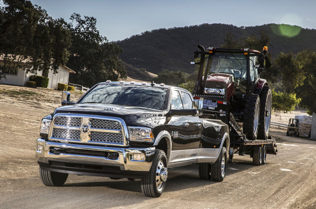 2015 Ram Trucks Tow Ratings